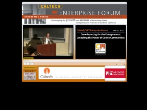 Website Visual - Caltech MIT Enterprise Forum